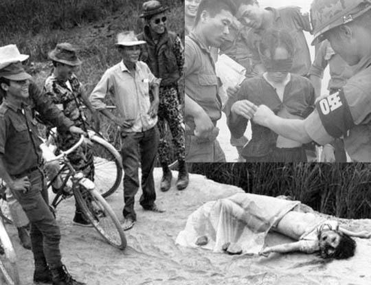 【閲覧注意】ベトナム戦争で兵士達が女性市民に対して行った数々の虐殺行為が一線を越えてた件・・・  ※画像あり