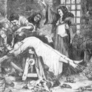 【閲覧注意】アツアツの150℃油を女さんにぶっかけて拷問してしてみたw