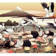 【グロ動画】人間の死体を鳥に食わせて処理する鳥葬って見たことある? ※動画有り