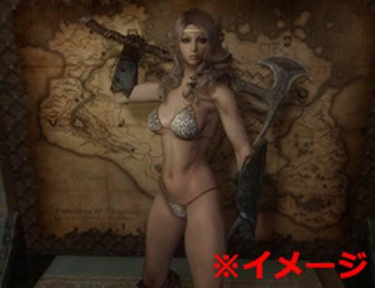 【エログロ】エロ過ぎぃ!でも弱過ぎぃ!ビジュアル重視の軽装で戦闘したら死体量産な件www