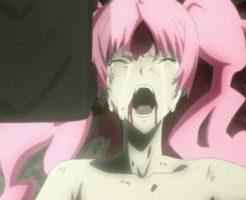 【グロアニメ】全身血だらけの男達がツインテールの女の子の顔面をトラクターで潰す瞬間が怖すぎw ※動画あり