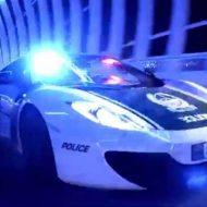 【オイルマネー】超絶お金持ちなドバイの警察車両が我々との認識がまったくもって違う件 高級車使う意味あるの??? ※おもしろ動画