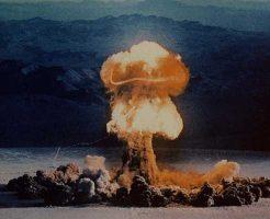 【核実験】地下で核実験したら地上がどうなるのかって知ってる??? 地面がうねうねしてて案外怖かった件 ※衝撃映像