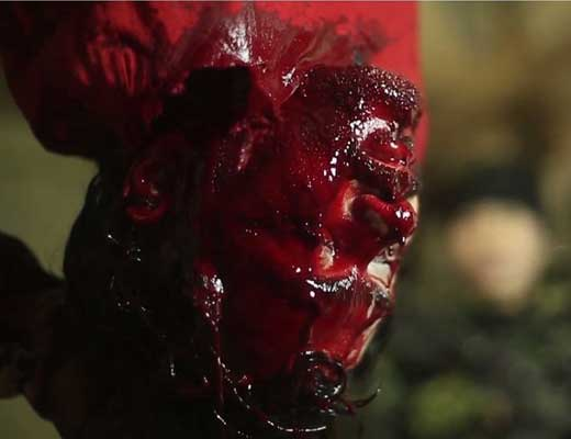 【イスラム国】isis式早血抜きコンテスト上位入賞者の映像をご覧ください 血がドバドバで怖すぎる・・・ ※グロ動画