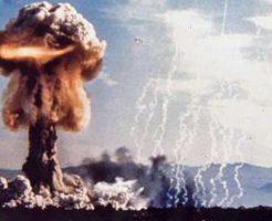【核実験】広島原爆被害の4倍を叩き出した中国核実験の最初期映像をご覧ください ※衝撃映像