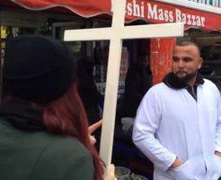 【移民問題】イスラム教徒さん「キリスト教徒死んでくれメンス」キリスト教徒さん「手めぇらはよ出て行けやボケぇ」inイギリス ※衝撃映像