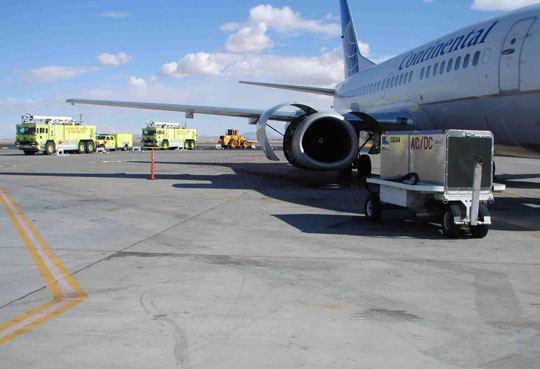 【グロ画像】ジェット機のエンジンに人間が巻き込まれたどうなるか知ってる?グモ過ぎる人間スムージーの出来上がりwww ※閲覧注意