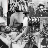 【ナチス】第二次世界大戦でナチスが行った人体実験って知ってる?麻酔無しでお肉チョキチョキとかマラリア注入やってたってよ・・・ ※グロ画像