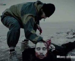 【isis斬首】イスラム国さんに首切られながら呻き声を上げるロシアの諜報担当官さんがほんとマジのトラウマレベル・・・ ※グロ動画