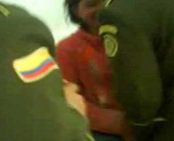 【兵士性的暴行】コロンビアの軍人さん 少女をウキウキでガチレイプしてる映像がネットに流出してしまうハプニング ※エログロ動画