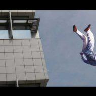 【グロ音】飛び降り自殺した人の落下音が確実に絶望レベルの音だった場合→もうこんなん無理ゲーやんwww ※衝撃映像