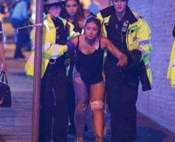 【速報】19名死亡負傷者多数の英アリアナグランデ爆発事件でライブ会場から送られてきた映像・・・ ※衝撃映像