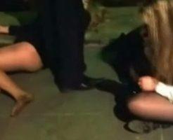 【衝撃】飲んで飲まれて…深酔いした女の子がアル中で死んでいく瞬間