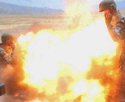 【女 兵士】米軍女性兵士が死亡しちゃうハプニング 実弾演習中に迫撃砲が爆発して5人死亡する瞬間が怖E~ ※画像あり