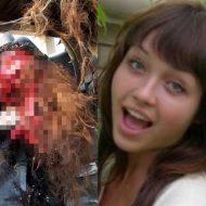 【女 死体】生前の写真と女の子が死んだ時の写真を見比べてドの娘を嫁にするか考えてくれw ※グロ画像