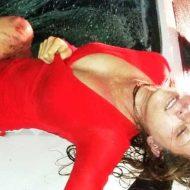 【女 自殺】10階から落下した美女さんの死に方がとてもセクシーでもったいない件 ※エログロ画像