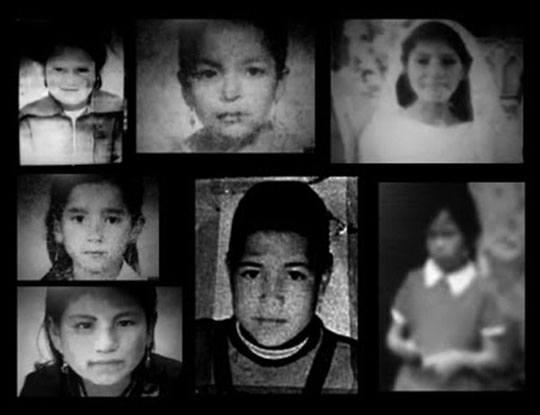【グロ画像】少女300人をレイプ、殺害した鬼畜犯「ペドロ・アロンソ・ロペス」