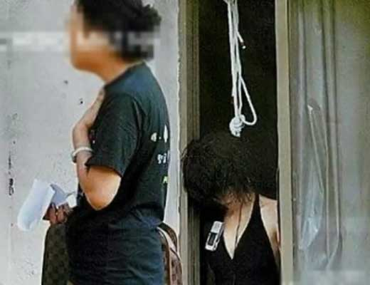 【死体まとめ】世界が嫌になって首を吊ってしまった男女さん達のご尊顔を見て首吊り自殺を防止するスレはこちら ※グロ動画