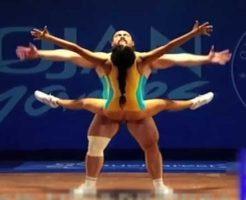 【性的五輪】チンポをマンコに入れたら高得点!セックスオリンピックの競技内容がナナメ上過ぎwww ※おもしろエロ動画