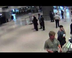 【暴力事件】あのユナイテッド航空の最新サービスがこちらwおじいちゃん殴って地面に叩きつけて失神させる模様www ※衝撃映像