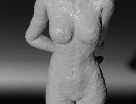【エログロ】お前を蝋人形にしてやろうかwww 実際に女の子を蝋燭にする猛者が現れた模様w ※エロ動画