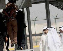 【絞首刑】オイルマネーでウハウハなサウジアラビアの死刑執行現場がコレ→意外と開放的で晒し上げるんやね・・・ ※衝撃画像