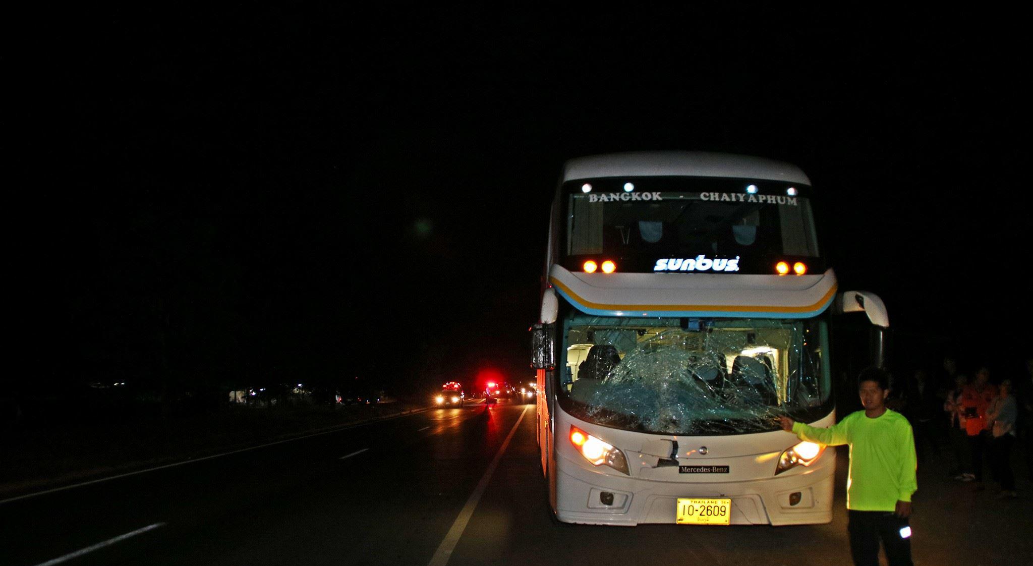 【マグロ拾い】バスに轢かれて細かくちぎれた人間を一つずつ回収する簡単なお仕事紹介するよぉw ※グロ画像