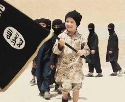 【イスラム国】兵士不足のisisさん とうとう声変りもまだしていない子供さんを本格的に導入して来た模様・・・ ※グロ動画