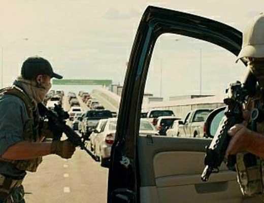 【治安最悪】白昼堂々警察と戦争していくメキシコ麻薬カルテルの銃撃戦映像が怖すぎワロタwww ※衝撃映像