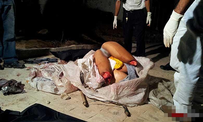 【女 グロ】カルテル女の子バラバラ死体解体祭りで解体されたマンさんの遺体がコレ 路上に放置されてるとか無法地帯にもほどがあるやろw ※グロ画像