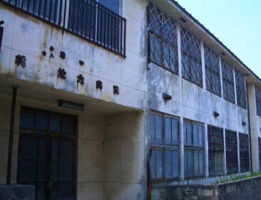 軍人病院風景写真