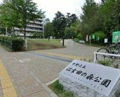 【東京都心霊スポット】江古田の森公園
