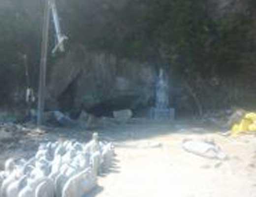 いわき賽の河原風景写真