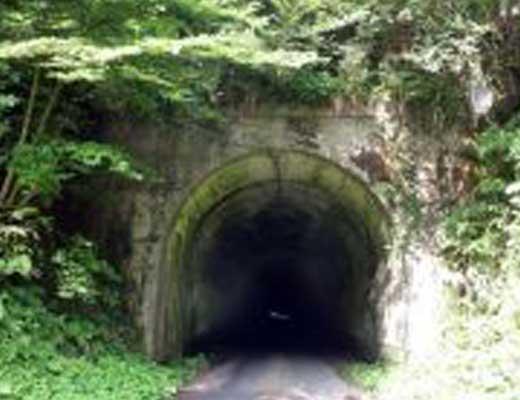 旧蔵原トンネル風景写真