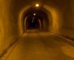 【山梨県心霊スポット】旧割石トンネル