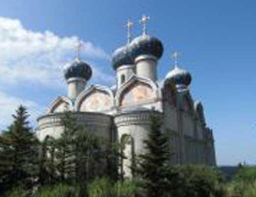 新潟ロシア村風景写真