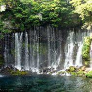 【静岡県心霊スポット】白糸の滝