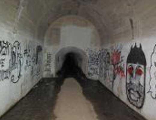 寺家トンネル風景写真
