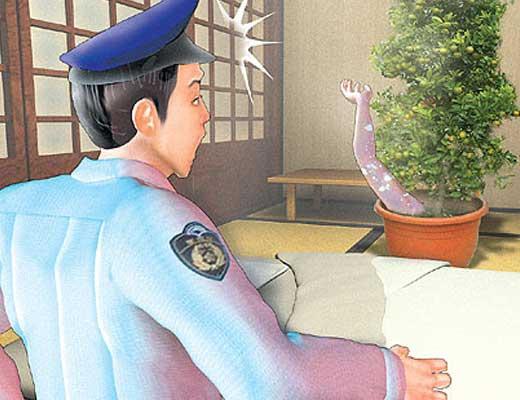 会津若松母親殺害事件イメージ