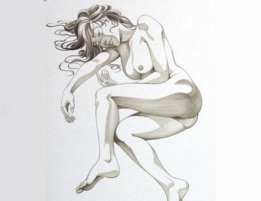 【閲覧注意】美女も死ねば腐る…死体が土に還るまで描いた仏教絵画の「九相図 (くそうず)」