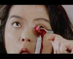 【グロ映画】ワイ将 同僚OLのランチが気になってご一緒したら眼球食べててドン引きしたんやが・・・ ※グロ動画
