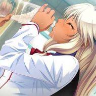 【変態女子】日本のギャルが街中でカルピス飲んでると思ってたら中身ただのザーメンだったんやがw ※衝撃映像
