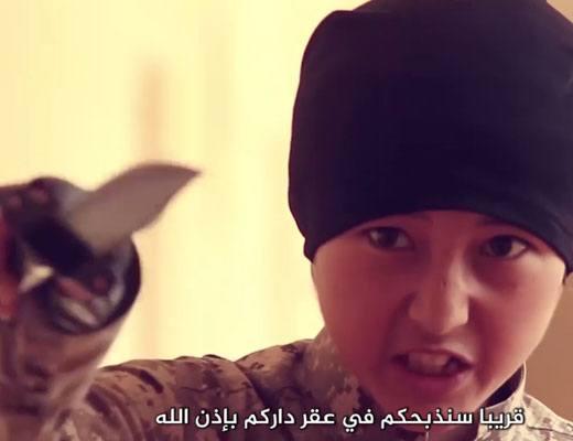 【isis】イスラム国ショタ兵さんの処刑のお仕事がコレ こんな子供でも仕事してると言うのにお前らときたら・・・ ※グロ動画