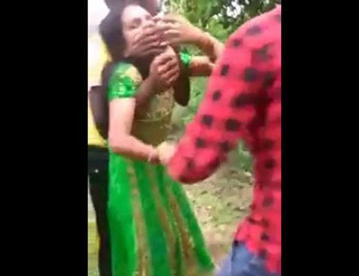 【本物レイプ】嫌がってる少女さんが強姦魔に捕まって無理やり犯されまくる一部始終映像がヤバ過ぎwww ※無修正エロ動画