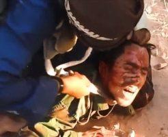 【isis】まだだ!まだ終わらんよ!!追い詰められたイスラム国兵士さん 弱い者いじめをネットに晒し上げるw ※グロ動画