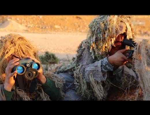 【ISIS】FPSファンに朗報!イスラム国の現役スナイパーさんにインタビューしてきてやったw ※衝撃映像