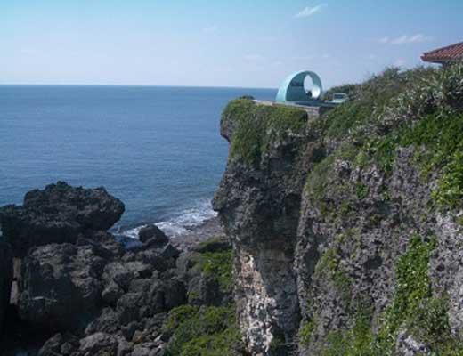 喜屋武岬風景写真