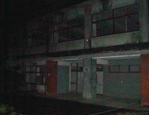 城南工業高校跡地風景写真
