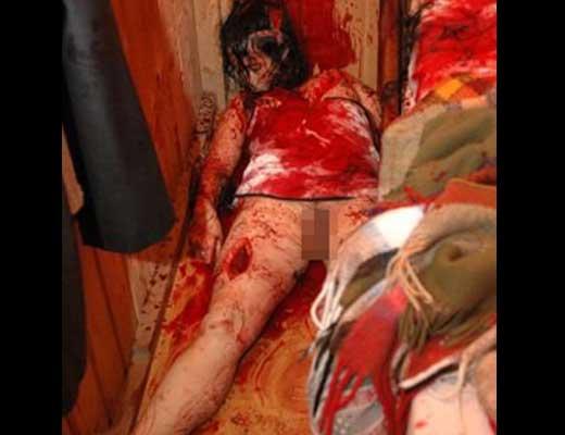 【レイプ殺人】2日前に強姦魔にボコボコに犯された女の子の姿がコレ・・・ ※グロ画像
