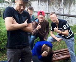 【ガチいじめ】中学生のイジメグループ、14歳の少女をレイプ・暴行してSNSにアップする鬼畜っぷり…